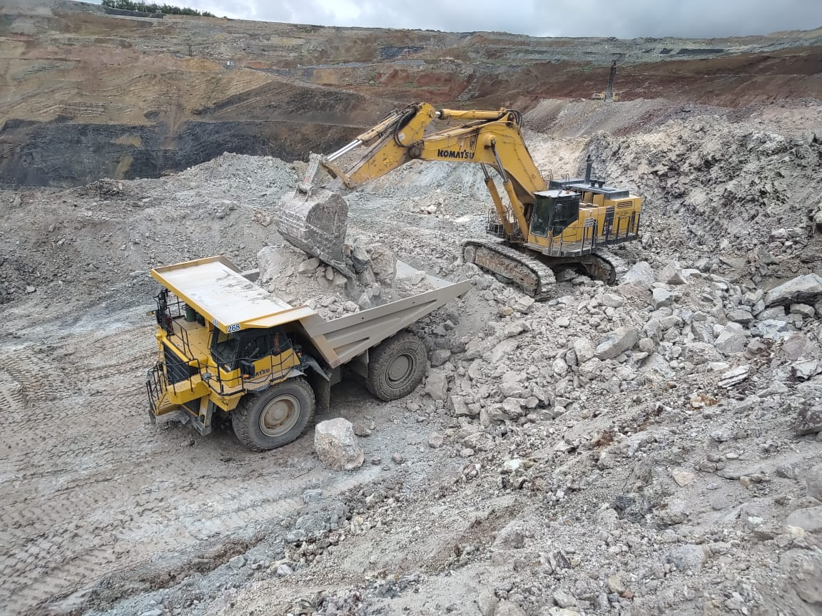 Подрядные работы на новом подразделении в Алтайском крае