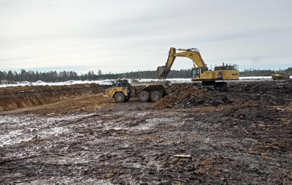 Добыча рудного золота в Свердловской области